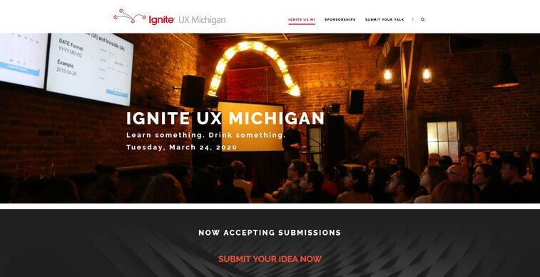 ignite ux conference