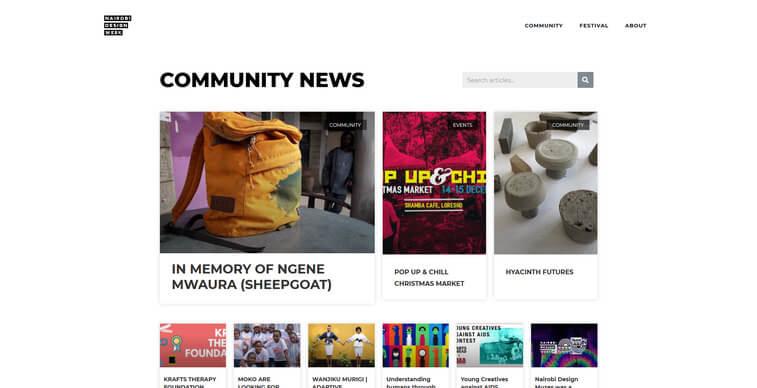 nairobi design week
