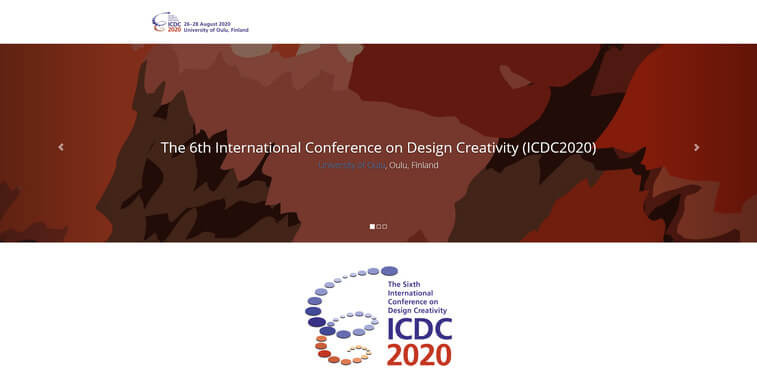 the 6th international conference on design creativity