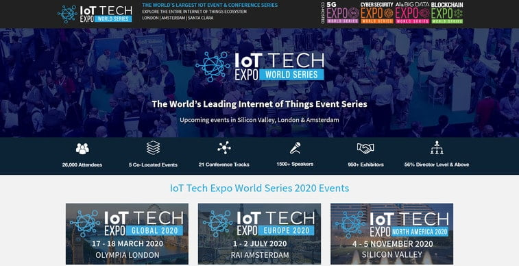 iot tech summit