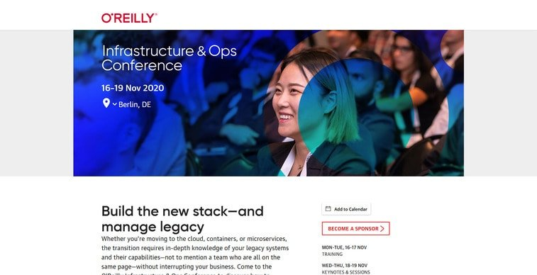 o'reilly infrastructure & ops conference berlin