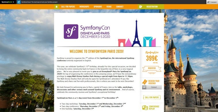 symfonycon paris