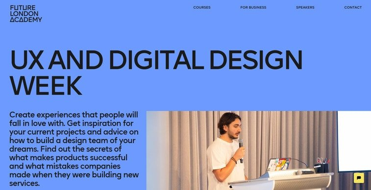 ux and digital design week uk