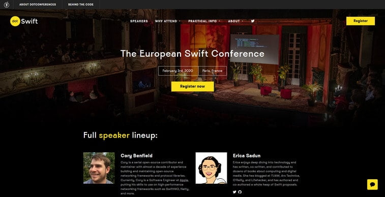 dotswift developer conference