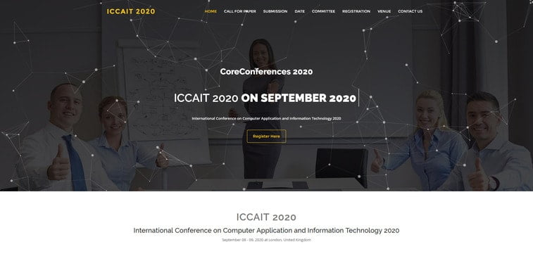 international conference on computer application and information technology