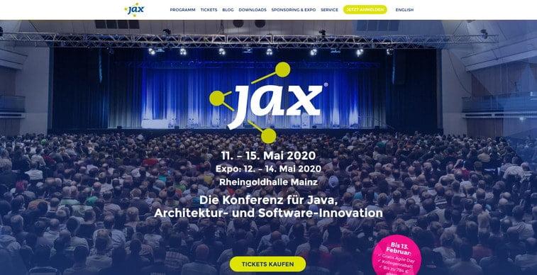 jax conference
