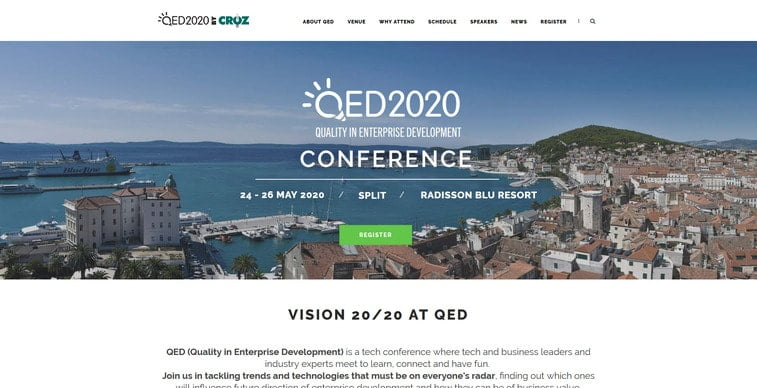qed quality in enterprise development