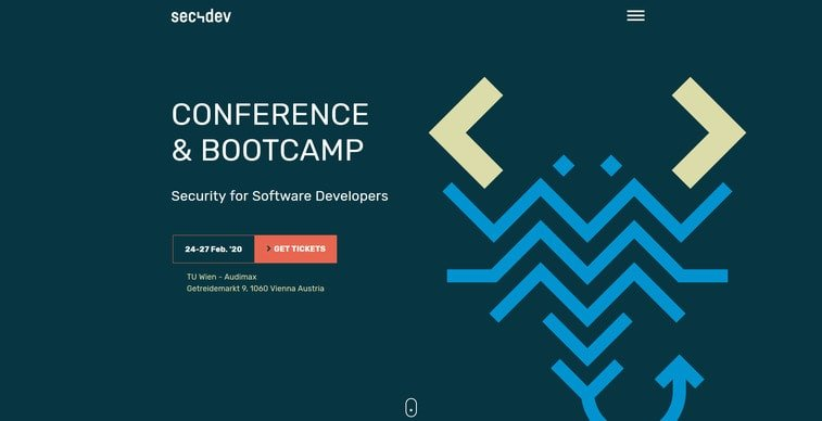 sec4dev conference bootcamp