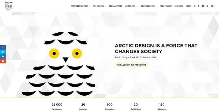 arctic design week