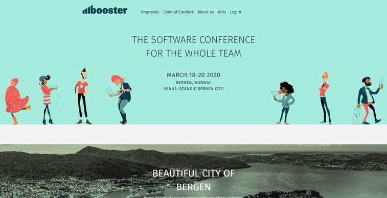 booster conference