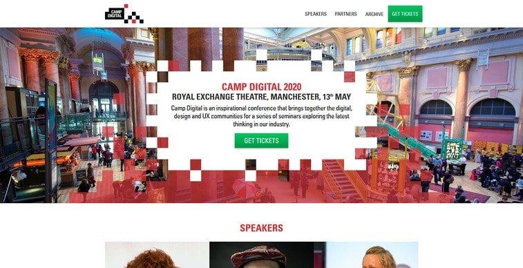 camp digital conference