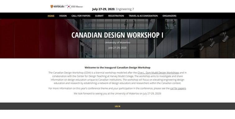 canadian design workshop