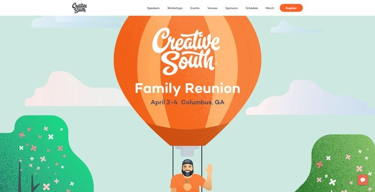 creative south conference