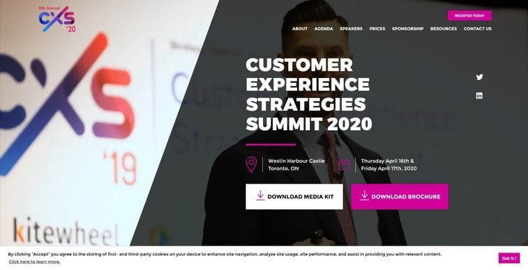 customer experience strategies summit