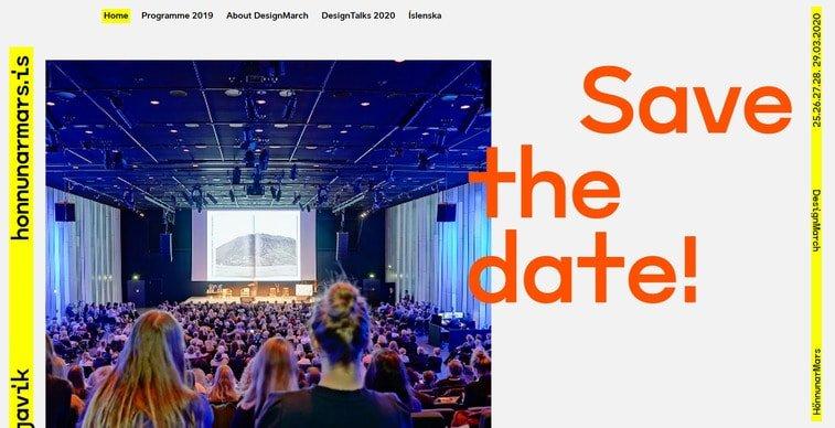 designmarch conference