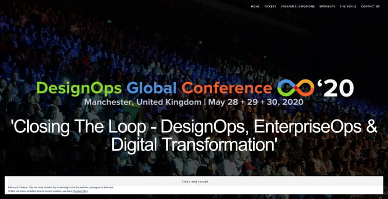 design ops global conference
