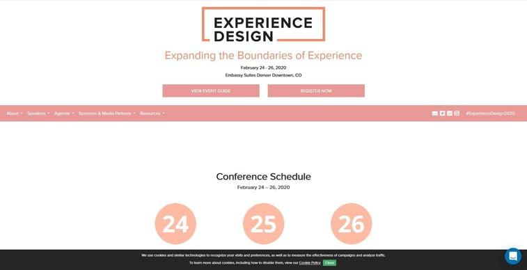 experience design week
