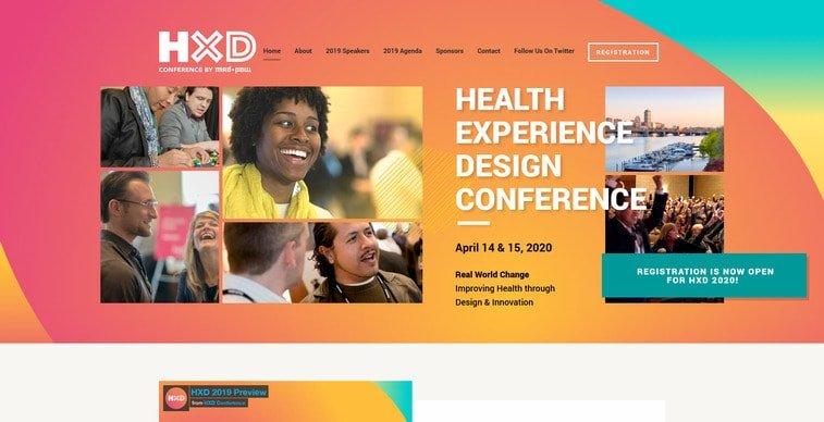 health experience design