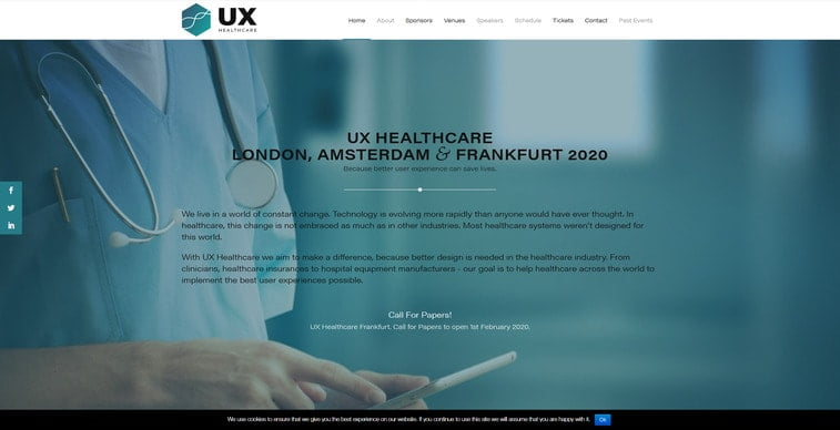 ux healthcare conference
