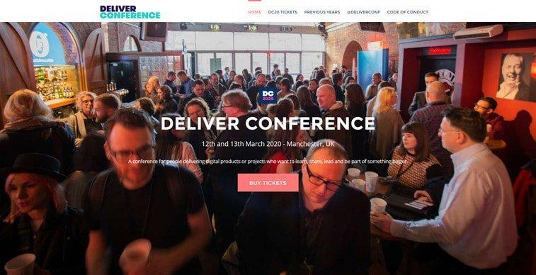 deliver conference