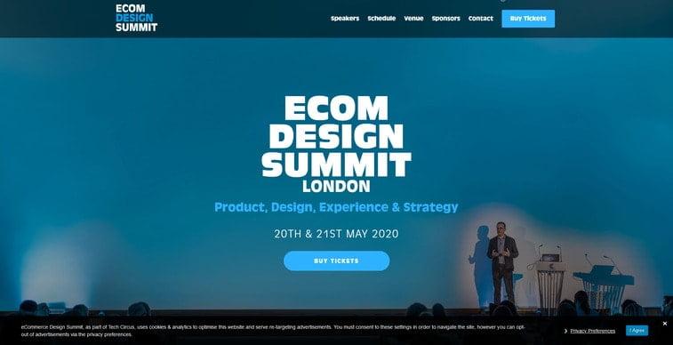 ecommerce design summit