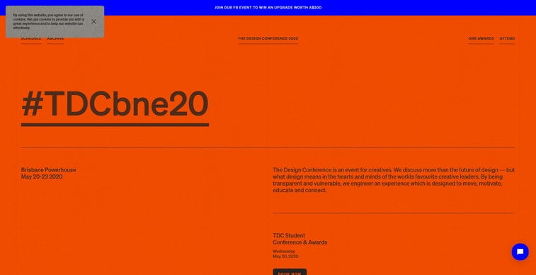 the design conference 2020