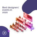 best designers' events in 2020
