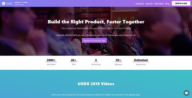 uxdx conference