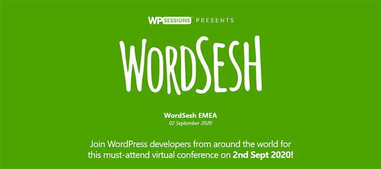wordsesh wordpress conference online development