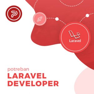 Potreban laravel developer