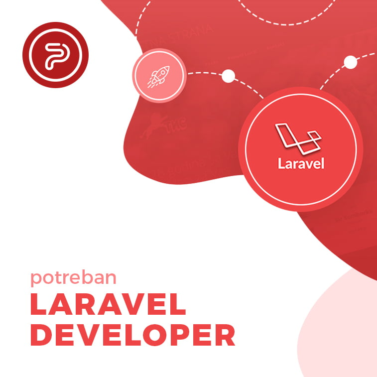 Potreban laravel developer