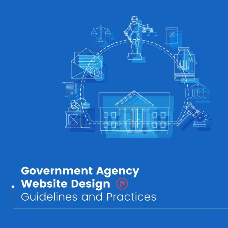government agency website design guidelines