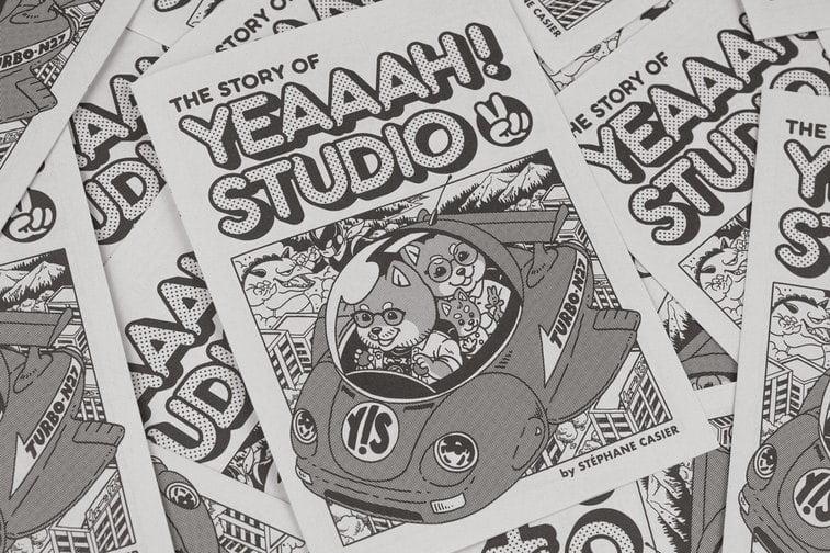 manga yeaaah studio