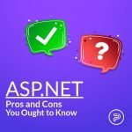 asp.net pros and cons