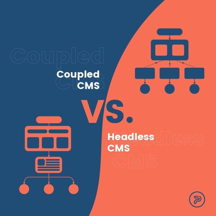 Coupled CMS vs. Headless CMS