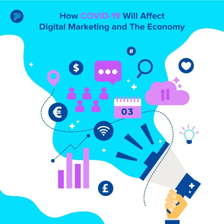 how covid 19 will affect digital marketing and economy