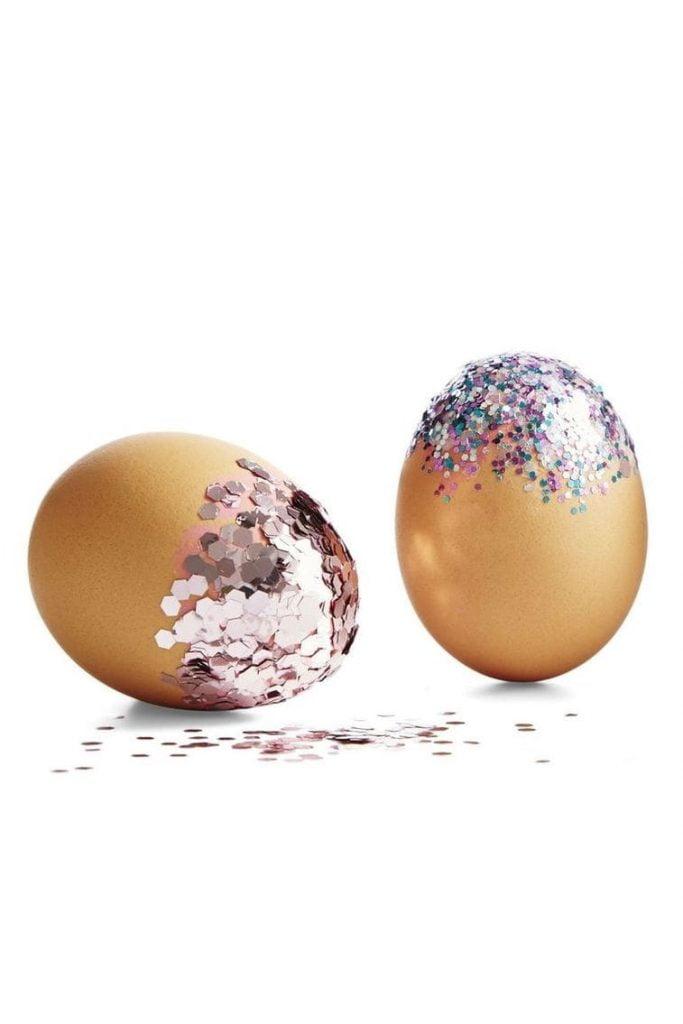 uskrsnja jaja ukrasavanje sjaj