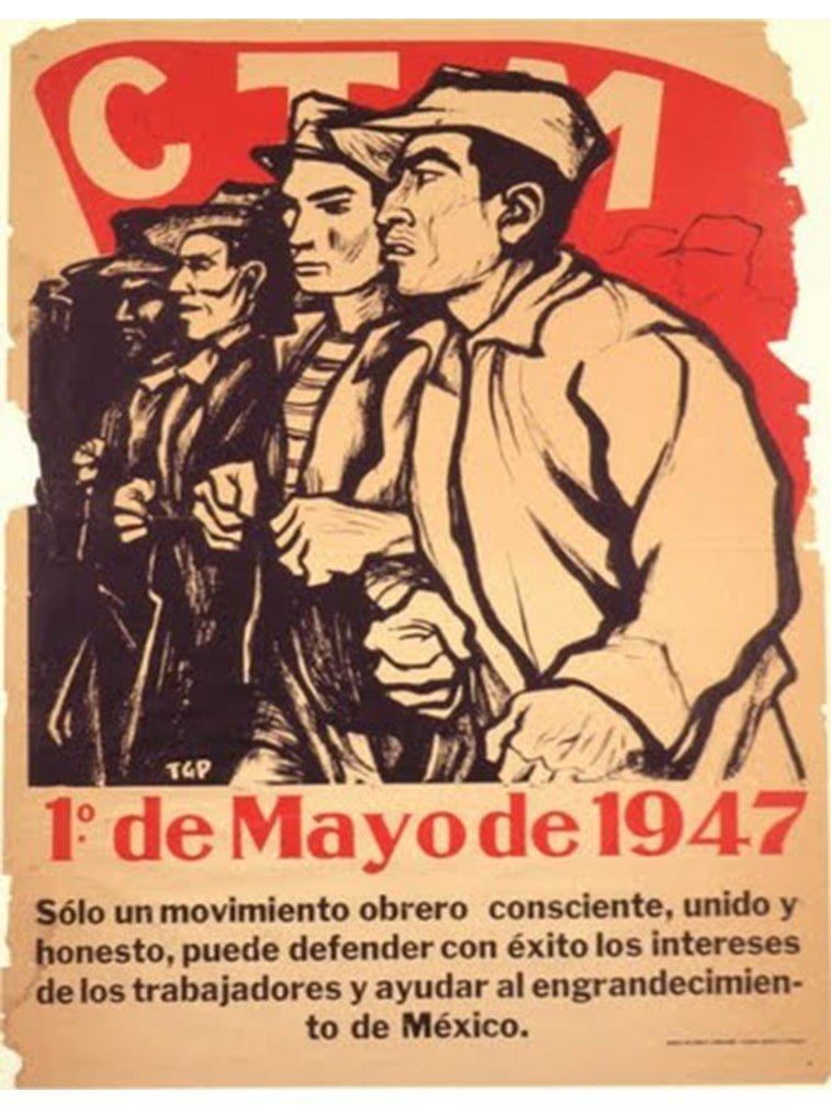 1. maj meksiko 1947