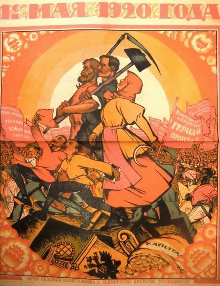 1. maj sssr 1920
