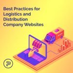 logistics and transportation website design practices