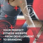 how to create fitness website