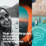 ultimate guide to web design and development travel website