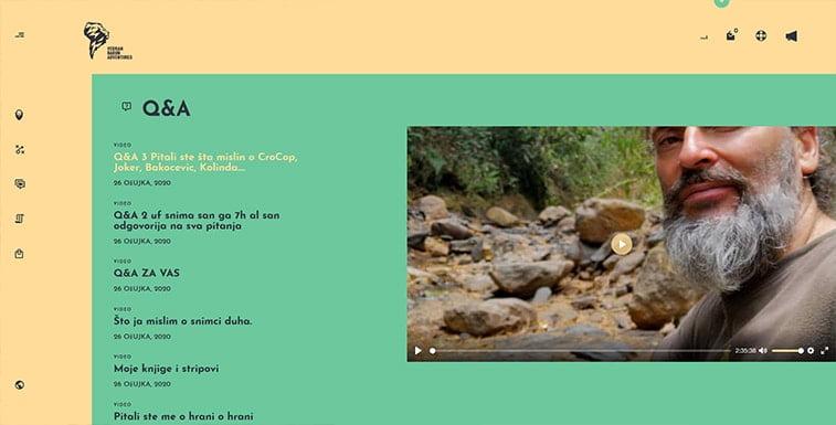 vedran badun adventures q&a