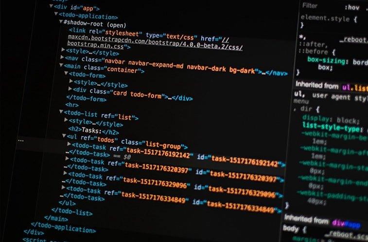 semantic markup website acccessibility code