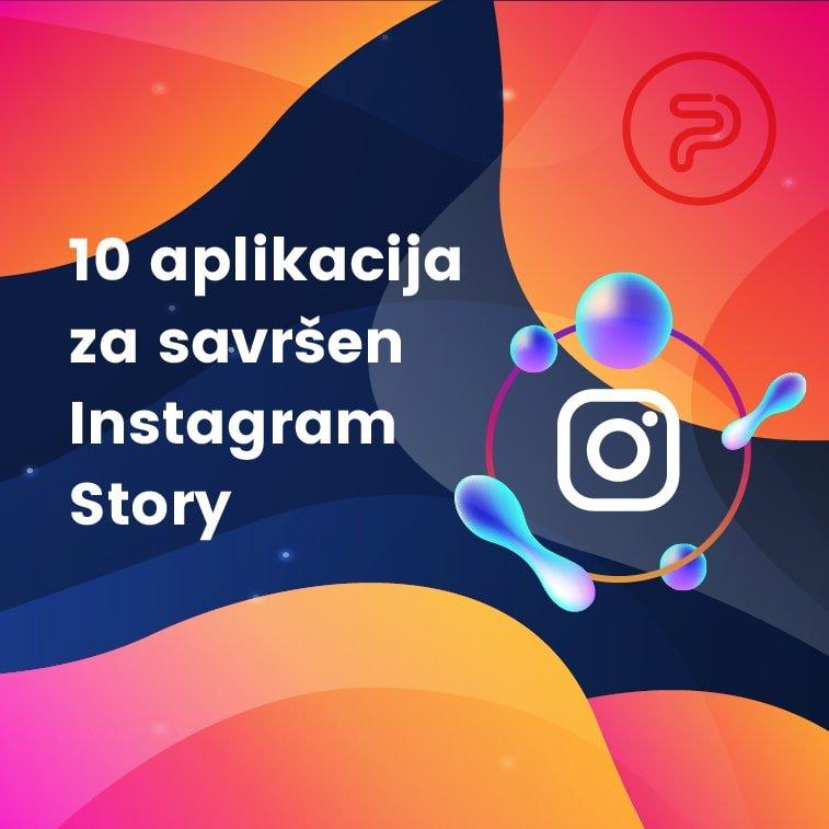 5227810 aplikacija za savršen Instagram Story