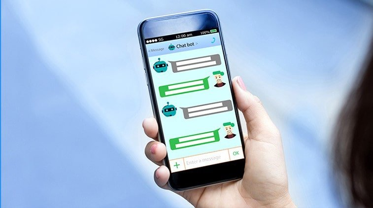 chatbots mobile phone customer support