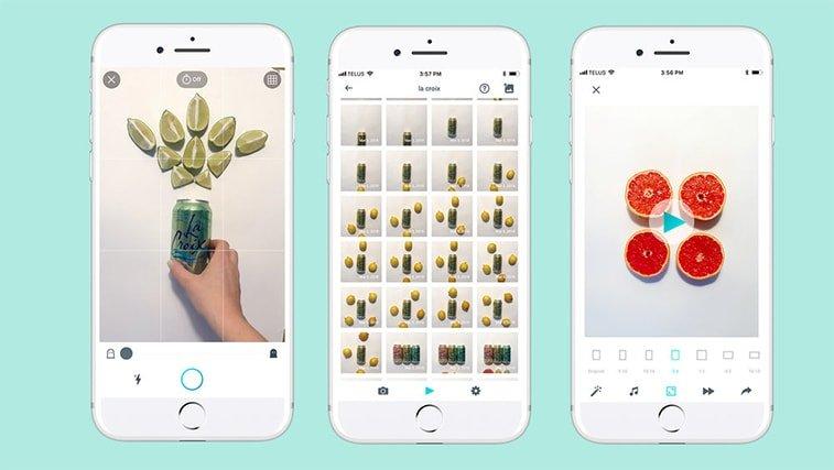 life lapse mobile app instagram story