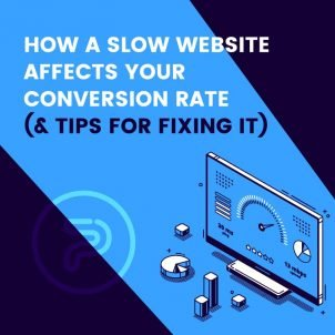 How a slow website affects your Conversion Rate (& Tips for Fixing It)