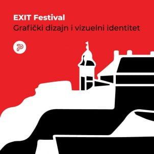 EXIT Festival – Geneza grafičkog dizajna i vizuelnog identiteta festivalskog brenda iz prve ruke