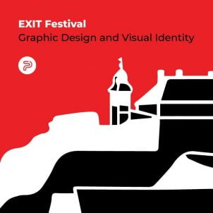 EXIT Festival – First-Hand Story of the Genesis of Graphic Design and Visual Identity of the Festival Brand